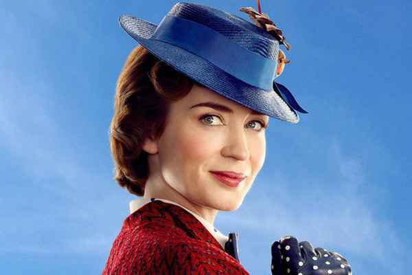 First Official Trailer: 'Mary Poppins Returns'