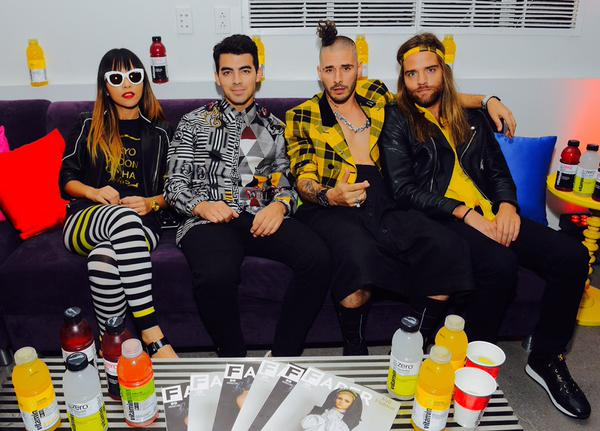 Artist of the Day: DNCE