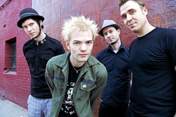 Artist of the Day: Sum 41