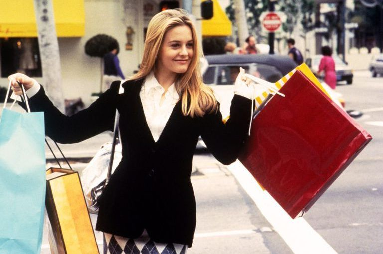 Top Moments from Clueless where Cher Horowitz was all of us (but mostly me)