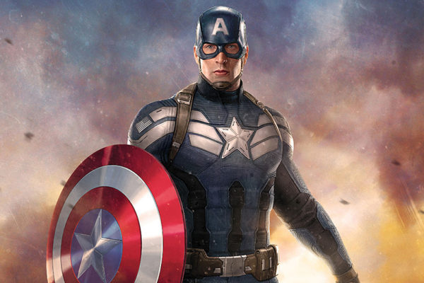 Chris Evans Celebrates Captain America's 100th Birthday!