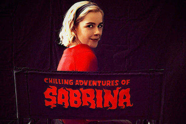 Netflix to release 'Chilling Adventures of Sabrina' right around Halloween weekend!