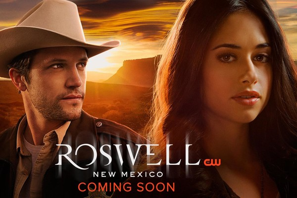 New teaser for 'Roswell, New Mexico' debuts at Comic-con