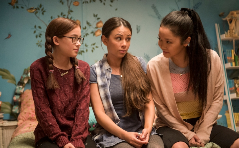 Movie Review: 'To All The Boys I Loved Before'