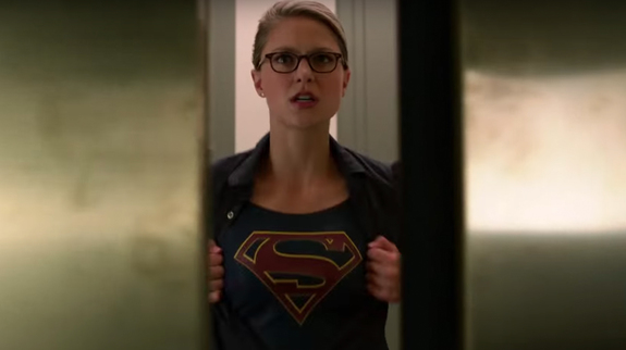 New Supergirl Season 4 Trailer Introduces First Transgender Superhero