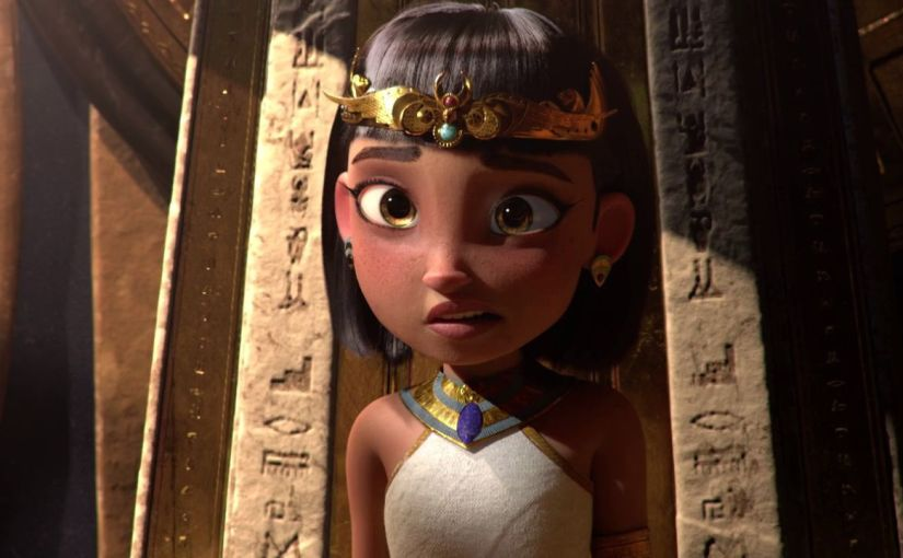 "Short Film ""Pharaoh"" Empowers Young Girls in a Male-Dominated World"