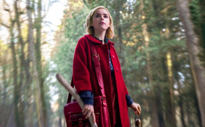 Netflix Hints New Trailer for 'Chilling Adventures of Sabrina'