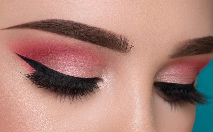 [Make-Up] The Subtle Pink Eye Shadow