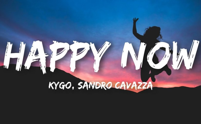 "Kygo Releases New Song ""Happy Now"" Featuring Sandro Cavazza"