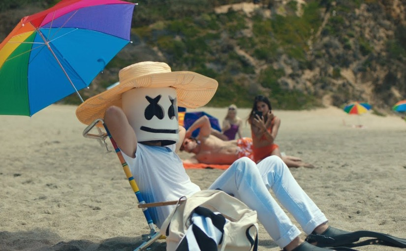 New Marshmello Video Reminds Us To 'Put Our Phones Down'