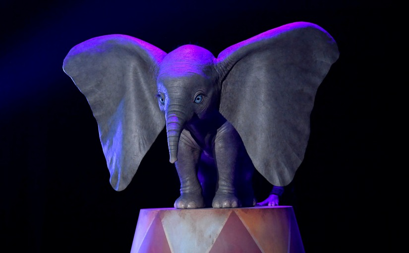 Disney Released The Official Trailer for Dumbo