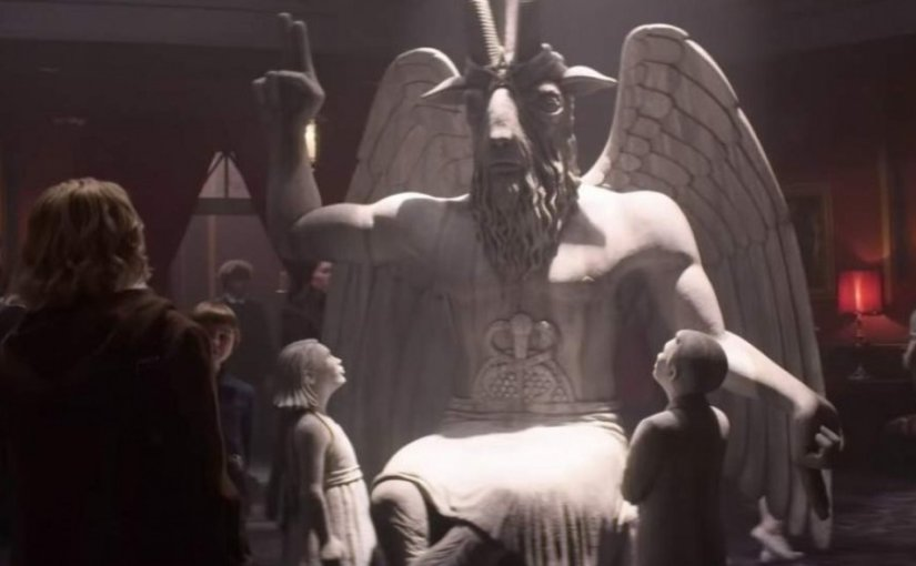 The Satanic Temple Is Suing Netflix For 'Chilling Adventures of Sabrina'