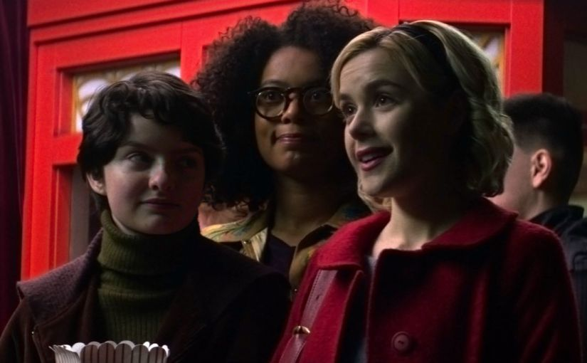 'Chilling Adventures of Sabrina' Is Getting A ChristmasSpecial