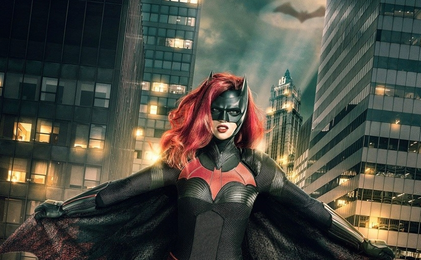 New Image Of Ruby Rose As 'Batwoman' Revealed