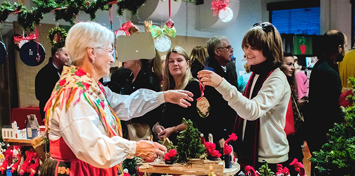 There Will Be A Huge Swedish Christmas Fair This Weekend In Toronto!