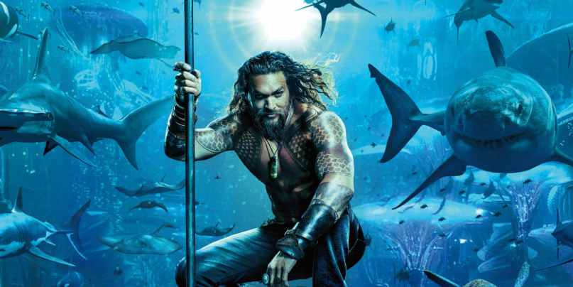 New Official Posters Of AquamanCharacters