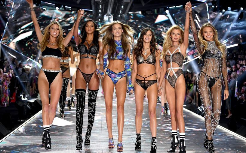 My Problem With Victoria's Secret One Size-Exclusive Fashion Show In 2018