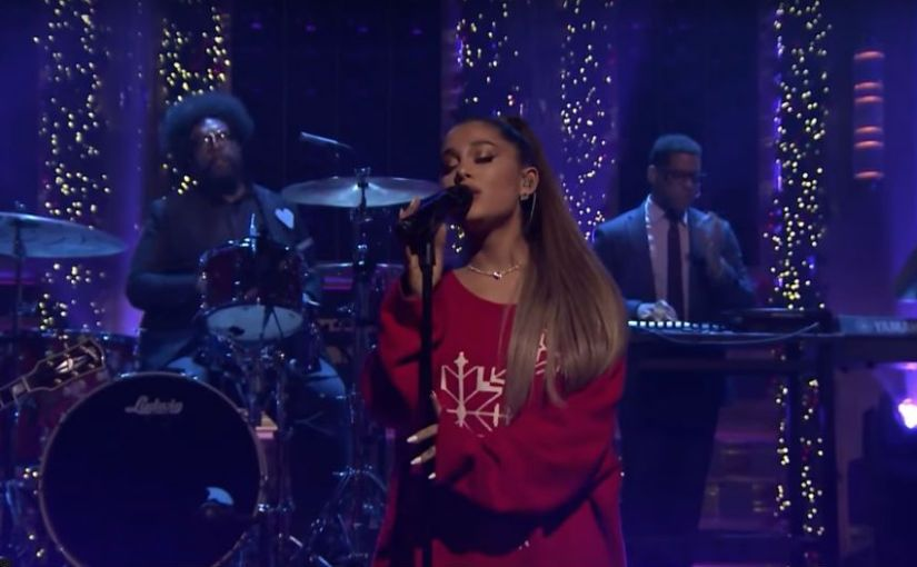 Watch Ariana Grande's TV Debut Performance For 'Imagine'