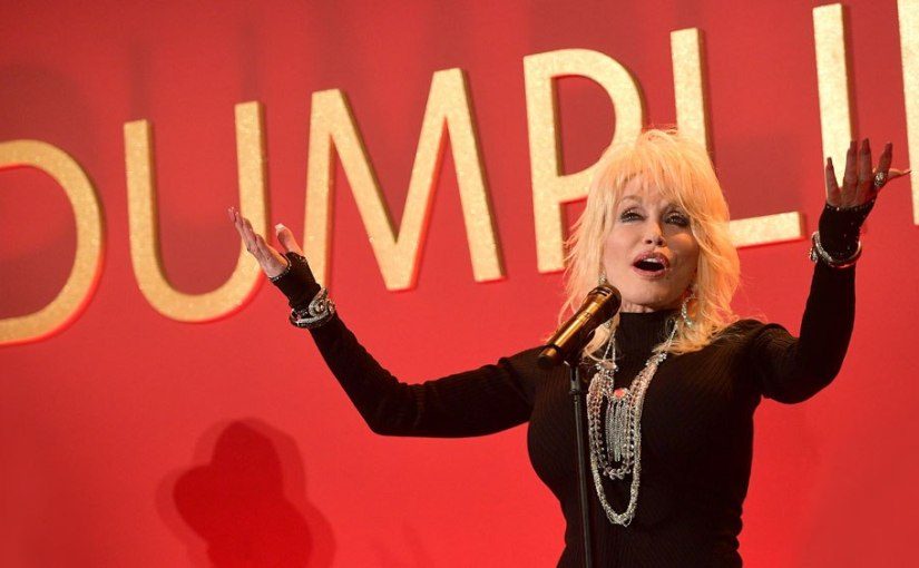 Get To [Re] Discover Dolly Parton's Songs Featured In 'Dumplin'