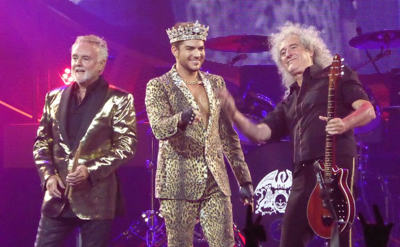 Watch Queen + Adam Lambert Performing 'We Will Rock You' At The 2015 Rock in Rio