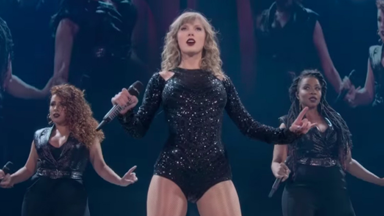 Why You Should Watch Taylor Swift's New Netflix Special (Even If You're Not AFan)